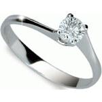 Danfil Luxusní zásnubní prsten DF1957b