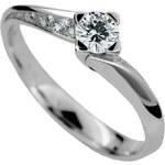 Danfil Luxusní zásnubní prsten DF2101b