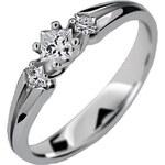 Danfil Luxusní zásnubní prsten DF2105b