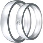 Hejral Snubní prsten Claudia 2
