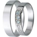 Hejral Snubní prsten D 15