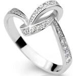 Danfil Nádherný diamantový prsten DF2324b