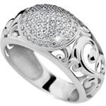 Danfil Luxusní prsten s diamanty DF2376b