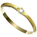 Hejral Zásnubní prsten Leonka 001