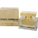 Dolce & Gabbana The One - parfémová voda s rozprašovačem