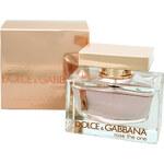 Dolce & Gabbana Rose The One - parfémová voda s rozprašovačem