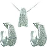 MHM Souprava šperků Leona Crystal 34106