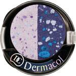 Dermacol Minerání oční stíny Duo Moon 3 g