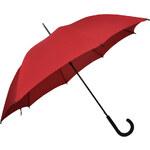 s.Oliver Dámský holový vystřelovací deštník City Uni Automatic - červený 71461SO100