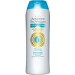 Avon Vyživující šampon s marockým arganovým olejem pro všechny typy vlasů Advance Techniques (360 Nourishment Moroccan Argan Shampoo)