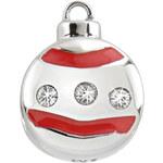 Přívěsek Morellato Christmas Boule CZ114