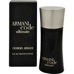 Armani Code Ultimate - toaletní voda s rozprašovačem