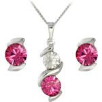 MHM Souprava šperků Sisi Rose 34168