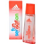 Adidas Fun Sensation - toaletní voda s rozprašovačem