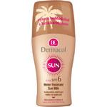 Dermacol Voděodolné zvláčňující mléko na opalování ve spreji SPF 6 Sun (Water Resistant Sun Milk) 200 ml