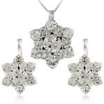 MHM Souprava šperků Riana Crystal 34185