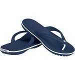 Crocs Tmavě modré žabky Crocband Flip Navy 11033-410