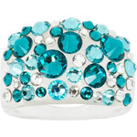 Troli Prsten Bubble Blue Zircon