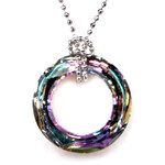 Troli Náhrdelník Cosmic Ring Vitrail Light