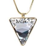 Troli Náhrdelník Delta 21 mm Crystal