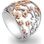 Hot Diamonds Prsten Shades Of Spring Blossom DR109