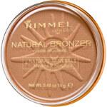 Rimmel Bronzující pudr Natural Bronzer 14 g