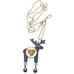 Deers Modrý jelínek se zlatým srdcem Sorenti