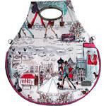Dara bags Crossbody kabelka Bubble No. 96 I Love Paris