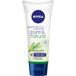 Nivea Ochranný krém na ruce Pure & Natural 100 ml