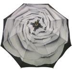 Blooming Brollies Dámský holový deštník White Rose ARWHROSE