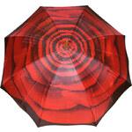 Blooming Brollies Dámský holový deštník Red Rose ARREDROSE