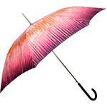 Doppler Dámský holový vystřelovací deštník Rain Art Lang Carbonsteel - fuchsiový 714765RA-01