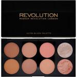 Makeup Revolution Paletka tvářenek (Ultra Blush and Contour)