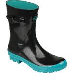 Coqui Dámské holínky Rainboot Ela 8385 Black 100298
