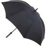 Fulton Holový mechanický deštník Technoflex Black S667