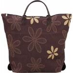 Friedrich Lederwaren Hnědá taška Foldable Shopper 000012-0-3