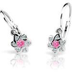 Cutie Jewellery Dětské náušnice C2149-10-X-2