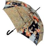 Doppler Dámský holový vystřelovací deštník ART Renoir Sestry 740572