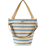 Dara bags Kabelka Basic Bucket no. 57 Tender Waves
