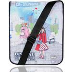 Dara bags Crossbody taška Big Beth No. 3 N.Y.C/Anna Bornová