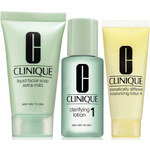 Clinique Čistící péče pro suchou až velmi suchou pleť (3-Step Introduction Kit Skin Type 1)