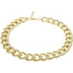 Beneto Zlatý masivní náhrdelník BBR95