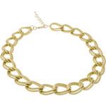 Beneto Masivní zlatý náhrdelník BBR102