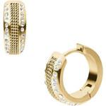 Skagen Náušnice zlaté kroužky SKJ0207710