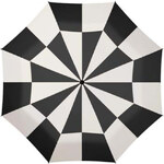 Doppler Dámský holový vystřelovací deštník Bellini Satin 714765BE02