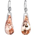 Preciosa Náušnice Crystal Beauty Apricot 6801 49