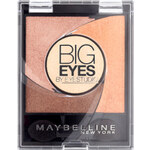 Maybelline Oční stíny Big Eyes 3,7 g