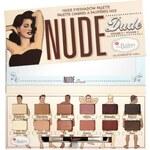 theBalm Paleta očních stínů Nude Dude