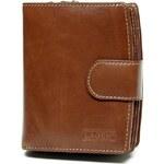 Lagen Dámská kožená peněženka 3807/EST Brown