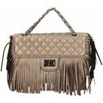 Invuu London Elegantní kabelka Shiny Grey 15B0110-2